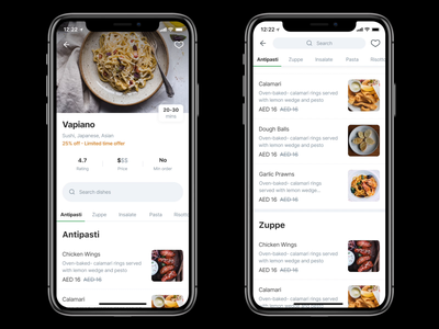 Careem NOW - Menu Experience spring checkout customized customize uber uber eats deliveroo button careem now animation ux delivery food menu basket careem
