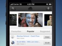 PodCloud - iOS