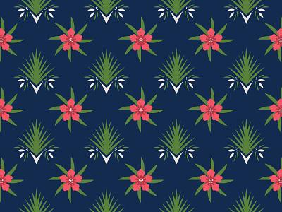 Flower Pattern icon pattern flower vector illustration design branding