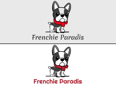 Frenchie Paradis  Logo