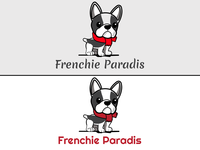 Frenchie Paradis  Logo