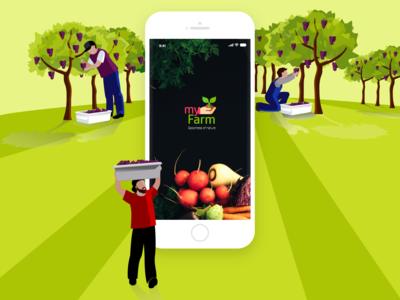 My Farm App