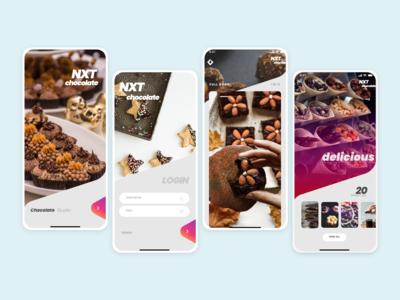 Chocolate App