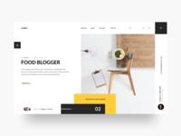 Food Blog.