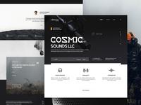 Cosmic Sounds. LLC