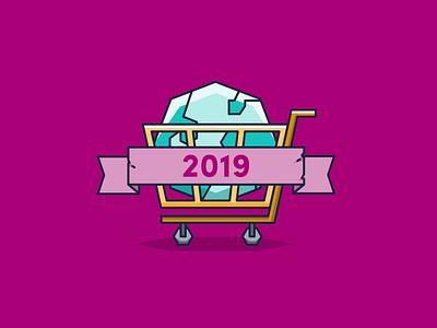 Retail Index 2019 vector illustrator illustration retail 2019