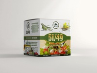 51/49 Olive and canola oil