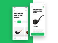 Retail application interface