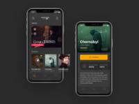 Amediateka application concept