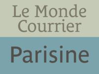 Le Monde Courrier + Parisine