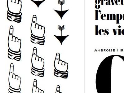 Ambroise Hands Arrows