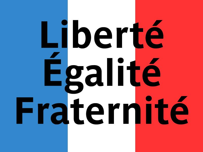 Super Liberté Égalite Fraternité by Jean François Porchez - Dribbble UR66
