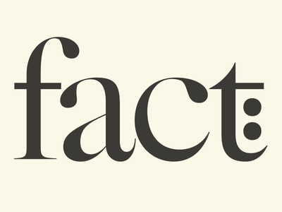 Parisian Caslon: Fact typeface typography optical size high contrast zecraft lubalin fact caslon