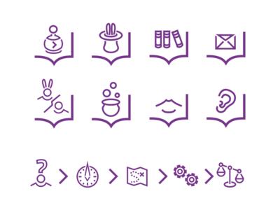 Markakadabra Icons 1