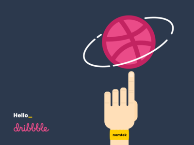 Dribbble Hello android ios mobilefirst wroclaw hello agency mobile nomtek