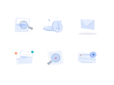 Empty states icons search home zenlist pelostudio user inteface empty states popular illustration sketch empty icons icon application interface uidesign design empty state emptystate