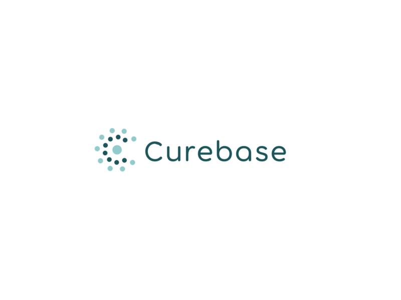 Curebase's new branding pelostudio uidesign dribbble interface ui identity brand guideline brand identity logotype logo ui design dailyui curebase branding brand