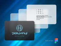Polyvinyl Design System Translucent Surfaces Sample