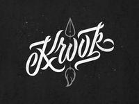 Krook - Logo concept