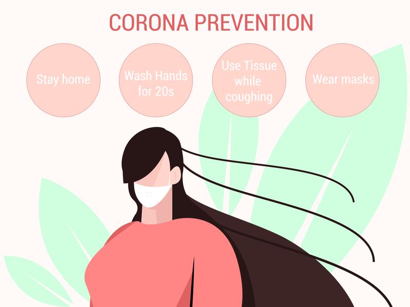 corona prevention tips