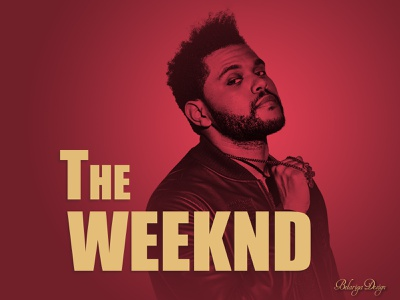 Happy Birthday! 🧠🎈 poster design graphic artist live free color theory design inspiration graphic design freelance design freelance happy birthday the weeknd adobe adobe photoshop