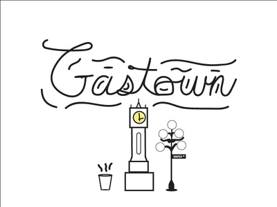 Gastown Illustration2