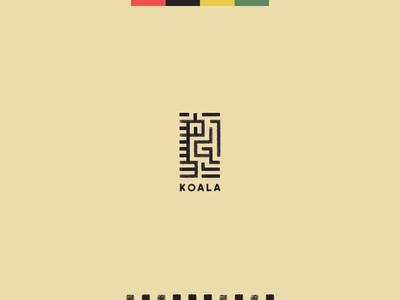 koala branding and logo identity
