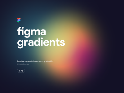 figma gradient background visuals freebie cover art-direction product design vector tech colorful beam lighting ui background abstract lights free download backgrounds visuals freebie figma