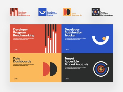 Product series Key Visual Identity categories series brand art-direction geometric slash branding shapes styleguide geometry data cover