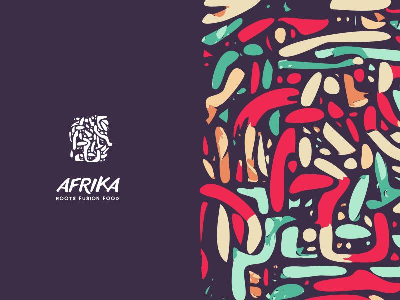 Afrika fusion cuisine logo