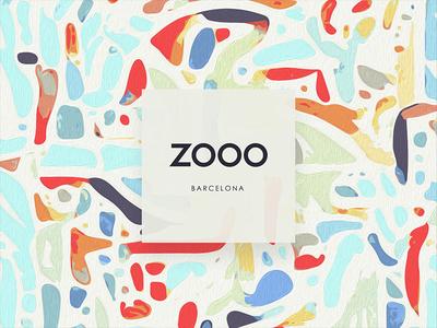Zooo branding urban alternative food-drink jungle nightlife visual-identity art-direction brand bar-restaurant logo