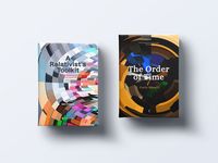 Physics book covers