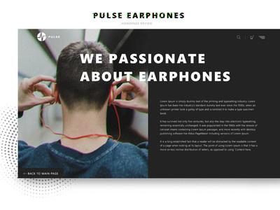 Pulse Earphones