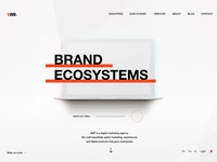 AMP Agency Concept 1