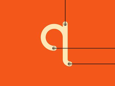 The Letter q aaronsalphabet alphabet typography type lettering q letter