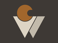 """CopperWorks"" Logo Concept"