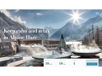 Alpine Hire Hotel Spa Resort (Concept)
