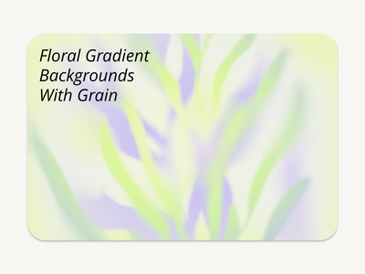 Colorful Gradient Backgrounds And Textures neat design woman style feminine pattern bright flowers vivid colors burred background visual design design instagram post art direction branddesign branding packaging design social media floral texture flower pattern floral background gradient design grainy gradient colorful texture