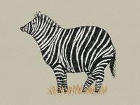 Fatass Zebra