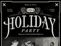 Company Holiday Invite