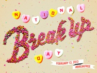 National Breakup Day promo pitch
