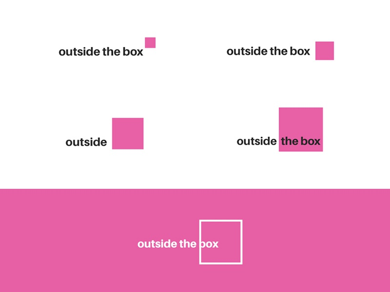 Outside the Box Logo graphic design identity graphic graphicdesign design logo branding logodesign