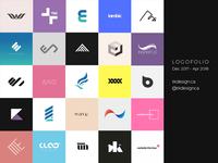 Logos & Branding - Dec 2017 - Apr 2018