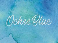 Ochre Blue