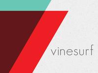 Vinesurf branding