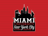 Miami University NYC Alumni Chapter Logo