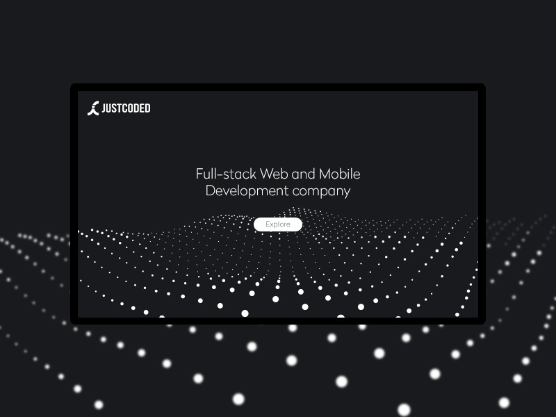JustCoded Web and Mobile Development