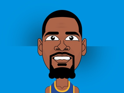 Kevin Durant | Caricature