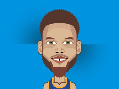 Stephen Curry | Caricature