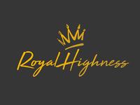 logo concept | Royal Highness